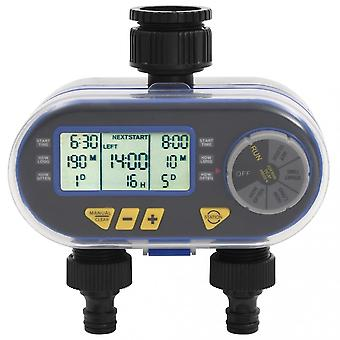 Chunhelife Automatic Digital Water Timer With Dual Outlet