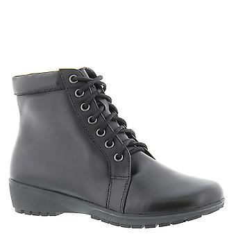 Walking Cradles Womens Ziggy Round Toe Ankle Fashion Boots