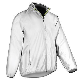 Spiro Mens Luxe Reflective Hi-Vis Jacket