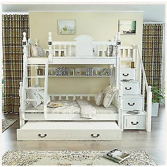 ベッドルーム ファニチャー トリプル バンク ベッド