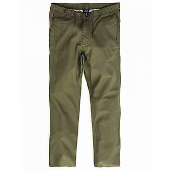 Patagonia Organic Cotton Lightweight Gi Pants - Industrial Green