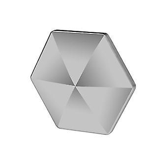 6-seitiges Sechseck Anti-Stress-Flip-Schreibtisch rotierendes Taschenspielzeug Fidget Spinner (6-seitig-abs-d)