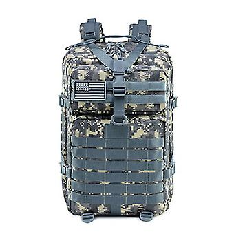 Military Tactical Backpack 45l Assault Pack Large Army Molle Bug Out Bag Backpacks