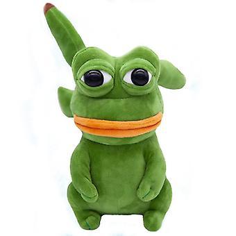 26cm Żaba Pikachu Plush Zabawki Pepe Żaba Jenny Sand Frog Animal Nadziewane Pluszowe lalki zabawki dla dzieci