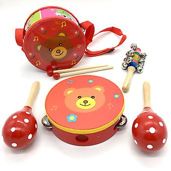 Bear Design Musical Instruments Toy