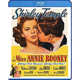 Miss Annie Rooney [Blu-ray] USA import