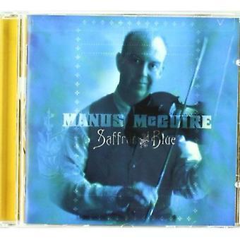 Manus McGuire - Safran & blau [CD] USA import