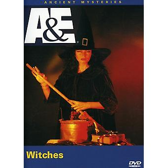 Ancient Mysteries: Witches [DVD] USA import