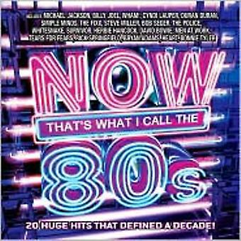 Nu That's What I Call Music - 80's: nu dat is wat ik bel muziek [CD] USA importeren