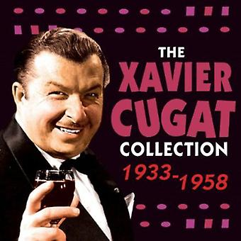 Xavier Cugat - Xavier Cugat samling 1933-1958 [CD] USA import