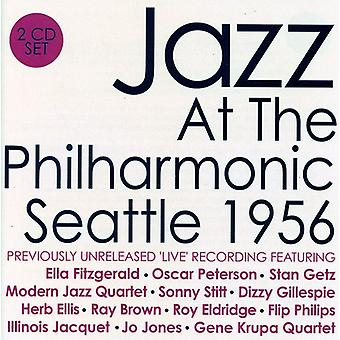 Jazz at the Philharmonic Seattle 1956 - Jazz at the Philharmonic Seattle 1956 [CD] USA import