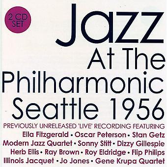 Jazz in der Philharmonie Seattle 1956 - Jazz in der Philharmonie Seattle 1956 [CD] USA importieren