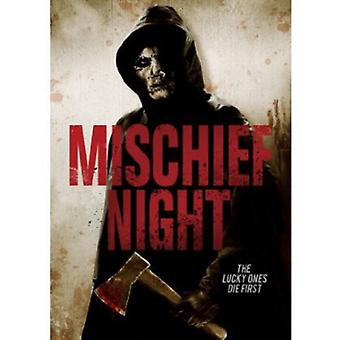 Mischief nacht [DVD] USA importeren