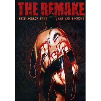 Remake [DVD] USA import