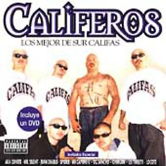 Califeros - Lo Mejor De Sur Califas [CD] USA import