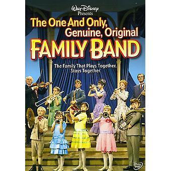 En och bara, äkta, Original Family Band [DVD] USA import