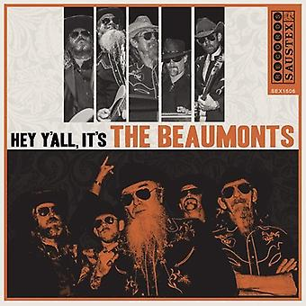 Beaumonts - Hey Y'All It's [CD] USA import