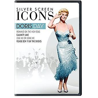 Silver Screen Icons: Doris Day [DVD] USA import