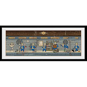 Fallout Special Framed Collector Print