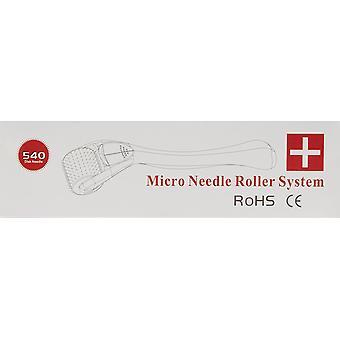 ダーマ ローラー マスター マイクロ針システム皮膚アンチエイジングにきびストレッチ マーク セルライト 0.5 mm