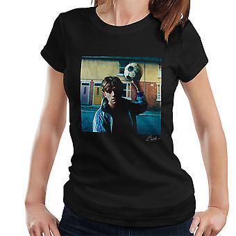 Damon Albarn von Blur In London 1995 Damen T-Shirt