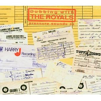 Royals - Dubbing with the Royals [CD] USA import