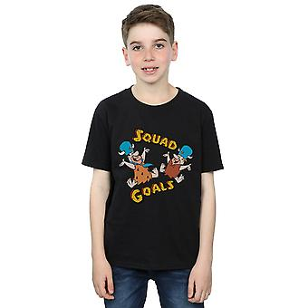 The Flintstones Boys Squad Goals T-Shirt
