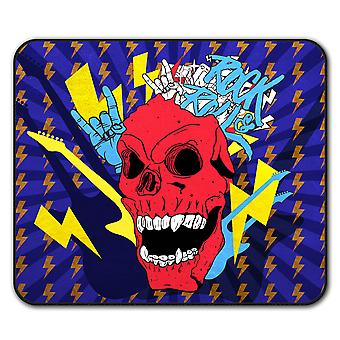 Music Demon  Non-Slip Mouse Mat Pad 24cm x 20cm | Wellcoda