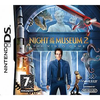 Night at the Museum 2 (Nintendo DS) - As New