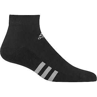 Adidas Mens Antimicrobial Padded Comfortable 3 Pack Golf Ankle Socks