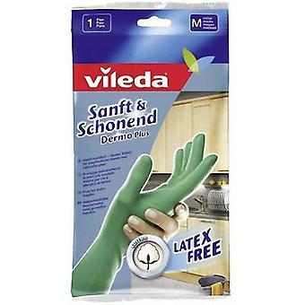 Vileda rubber gloves Dermo Plus M 1 pair