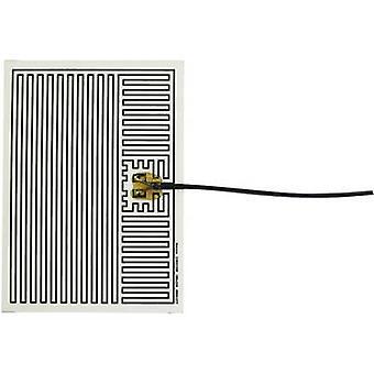Riscaldamento di poliestere termo stagnola autoadesiva 230 V AC 15 W IP valutare IPX4 (L x W) 250 x 180 mm