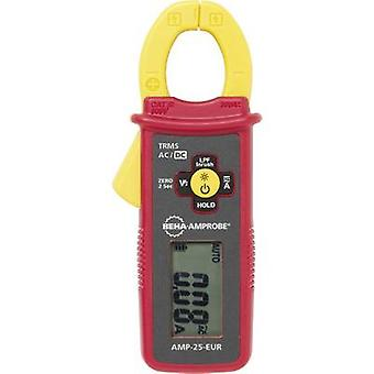 BEHA Amprobe AMP-25-EUR puristin mittari digitaalinen CAT III 600 V näyttö (laskee): 6000
