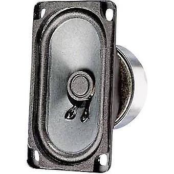 Visaton SC 5.9 2.9 inch 7.5 cm Wideband speaker chassis 10 W 8 Ω