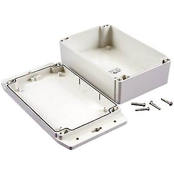 Hammond Electronics 1555H2F42GY Universal enclosure 180 x 120.79 x 62 Polycarbonate (PC) Light grey 1 pc(s)