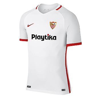 2018-2019年セビージャ ホーム ナイキ サッカー シャツ