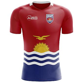 2020-2021 Kiribati Home Concept Voetbalshirt
