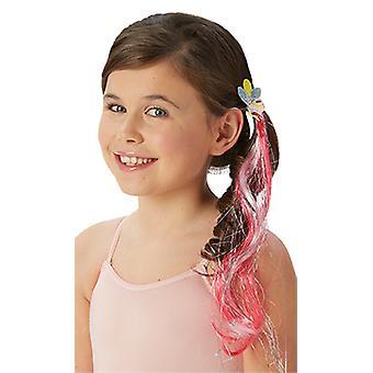 Gomma MLP pinkie pie capelli con capelli per bambini My little pony