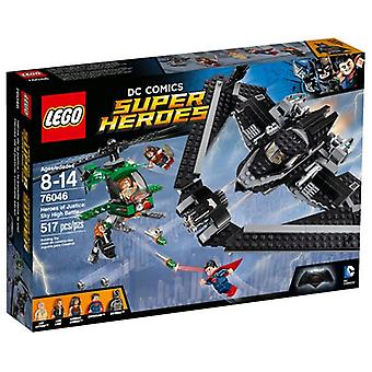LEGO 76046 Heroes of Justice: Luchtduel