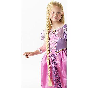 Rapunzel Zopf lange Harre für Kinder