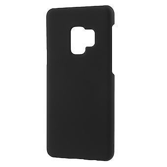 Samsung Galaxy S9 Powłoka w twardym plastiku - Czarny