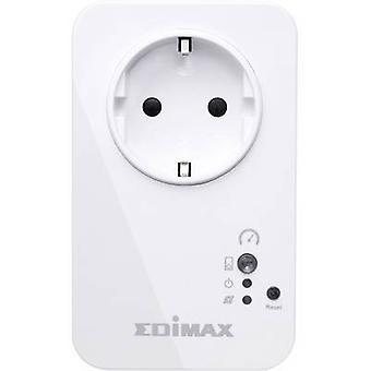 Smart Plug med energimåler frekvensen 2,4 GHz Max. rækkevidde (åbent område) 10 m