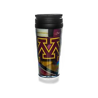 Minnesota Gophers NCAA Insulated Travel Tumbler