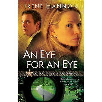 Silmä silmästä - romaani Irene Hannon - 9780800733117 kirja