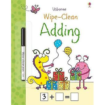Wipe-Clean Adding by Wipe-Clean Adding - 9781474950916 Book