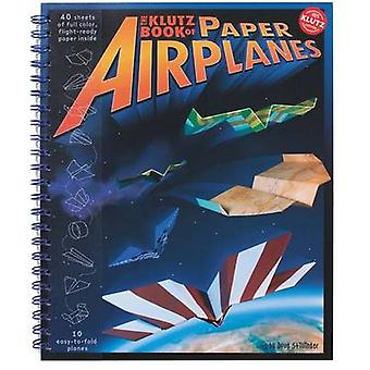 Book of Paper Airplanes by Doug Stillinger - 9781570548307 Book