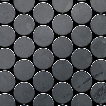 Metal mosaiikki raaka teräs seos mitali-RS