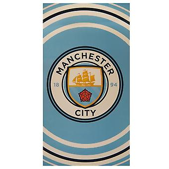 Manchester City FC Pulse Towel