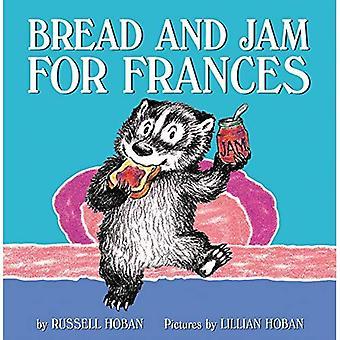 Bröd och sylt för Frances