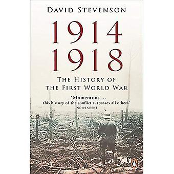 1914-1918: a história da primeira guerra mundial